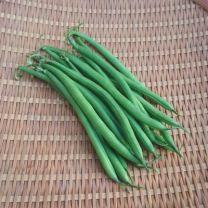 Organic green beans 100g